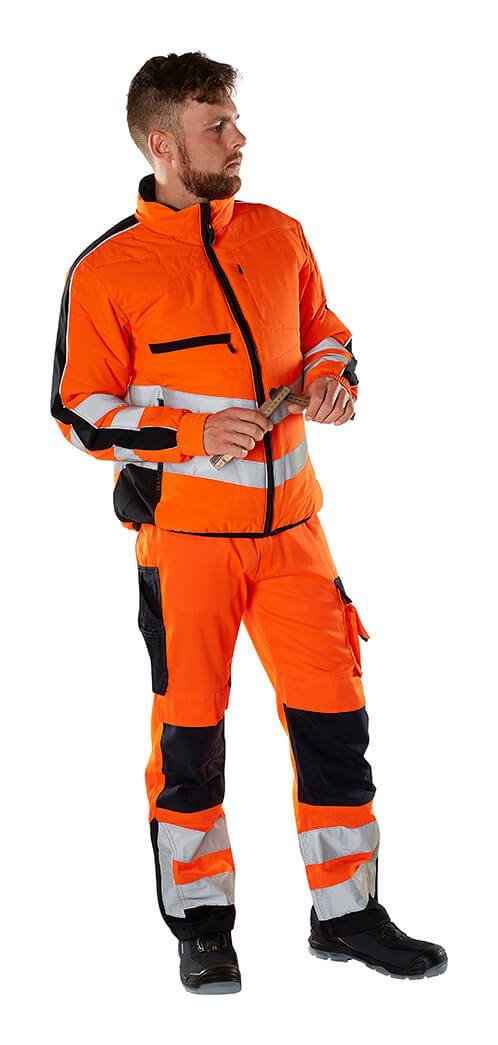 Hi-Vis Orange - Schutzkleidung - MASCOT® SAFE SUPREME - Model