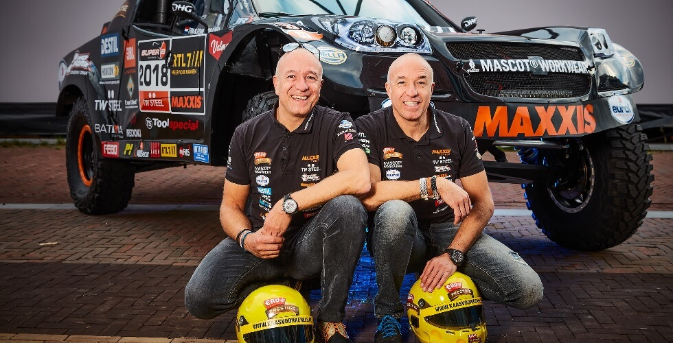 Dakar Rally - Coronel - 2017 News