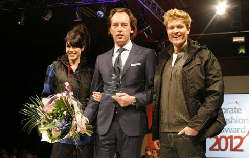 Corporate Fashion Award 2012