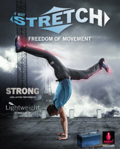 STRETCH Arbeitshosen