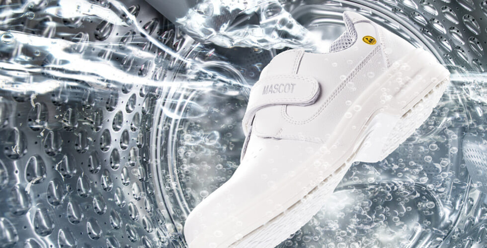 MASCOT® FOOTWEAR CLEAR - Chaussures de sécurité, washing maschine