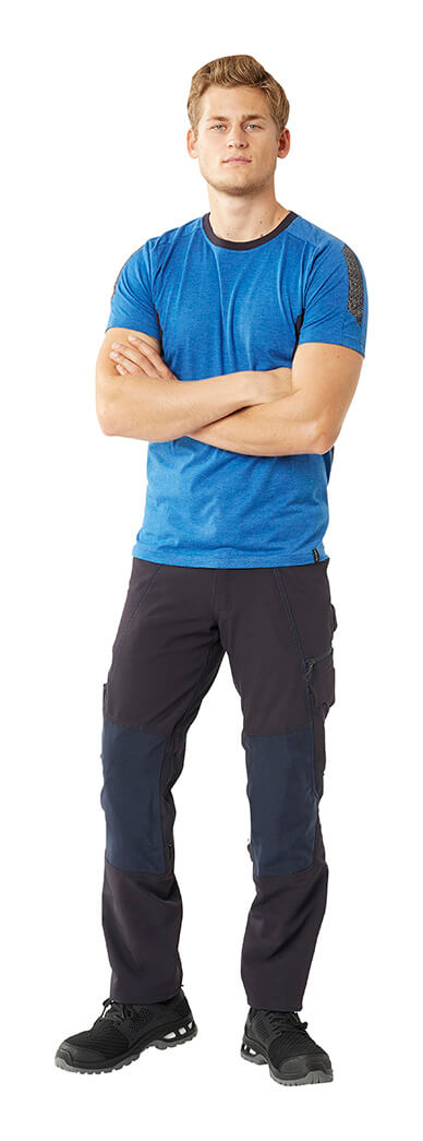 Arbeits T-Shirt & Hose - Model - MASCOT® ACCELERATE