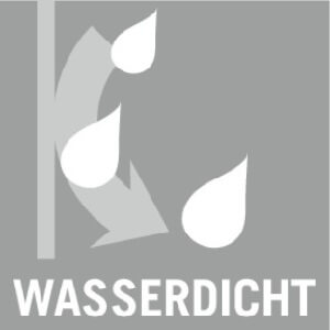 Wasserdicht - Piktogram