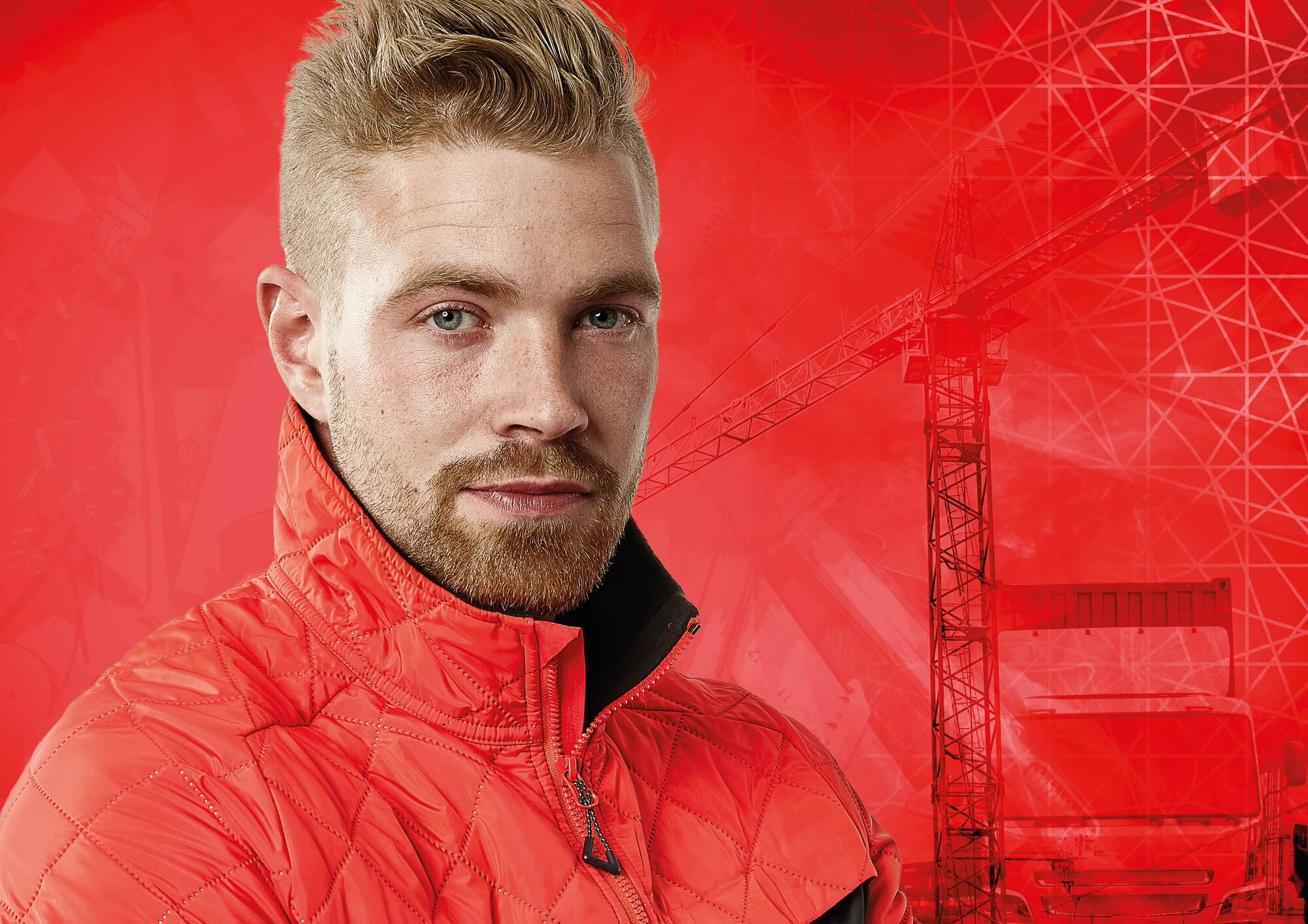 Homme - MASCOT® ACCELERATE - Rouge